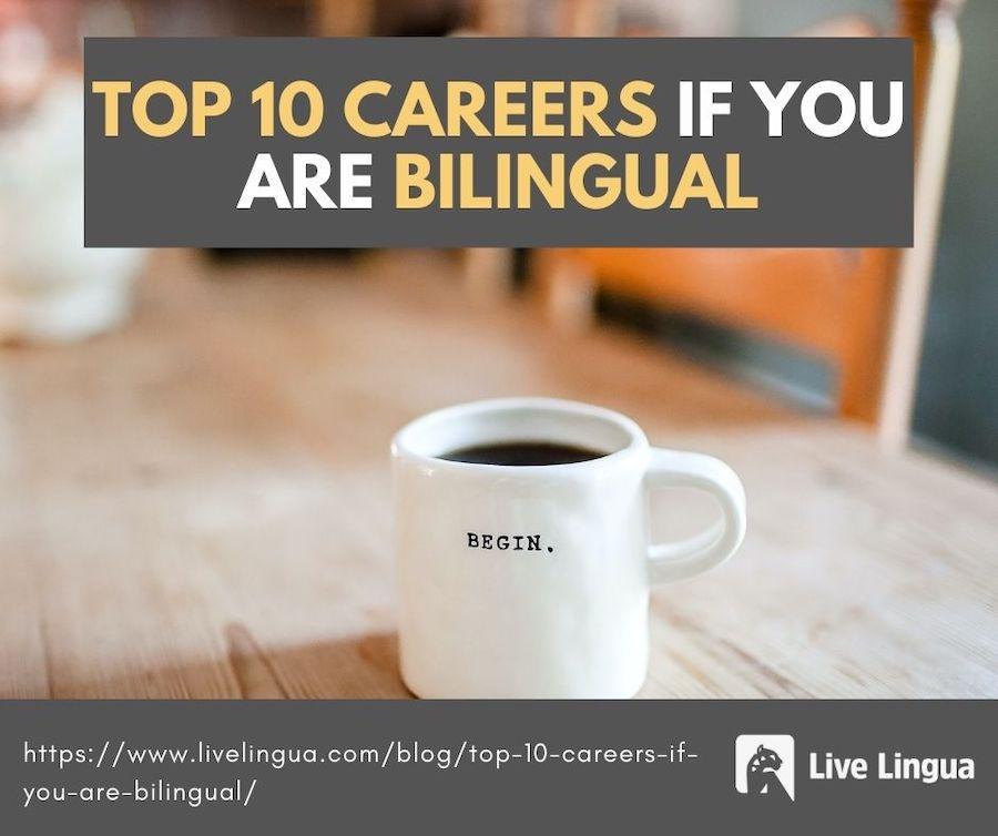 best careers bilingual