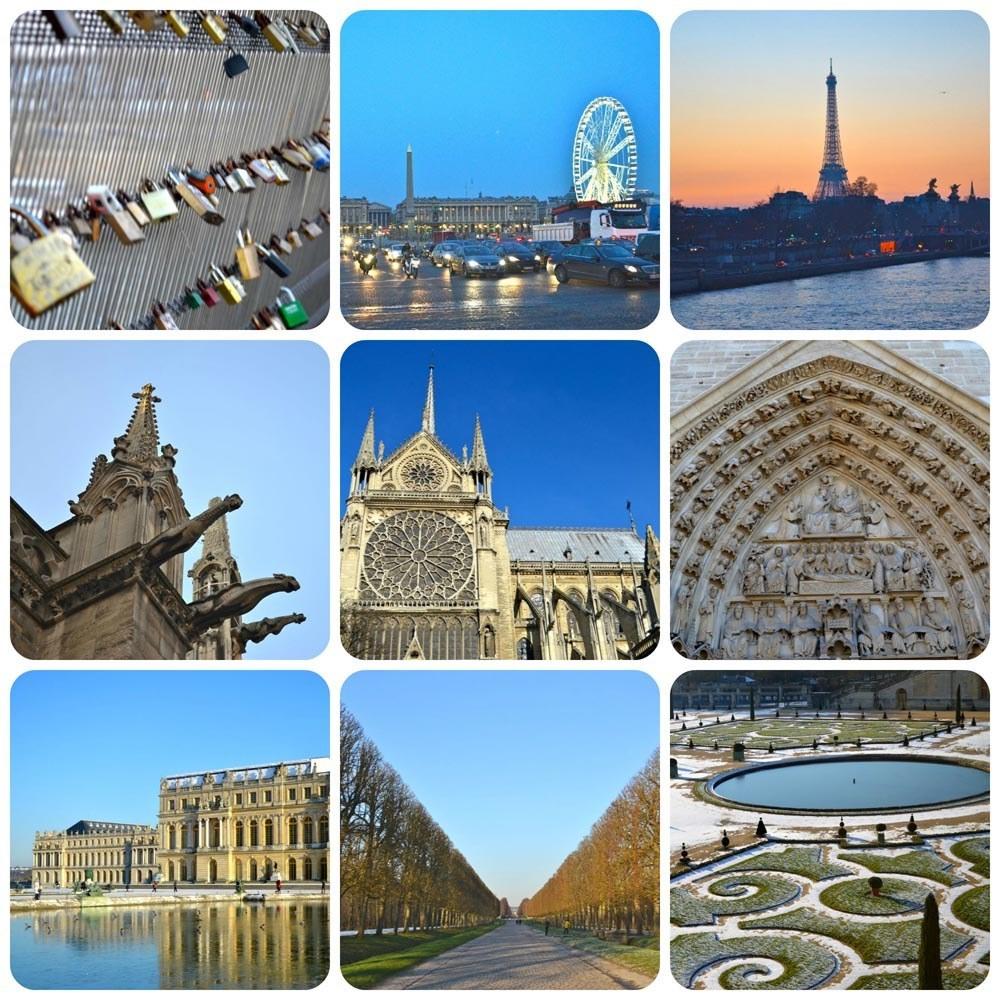 Paris Must-See Sites