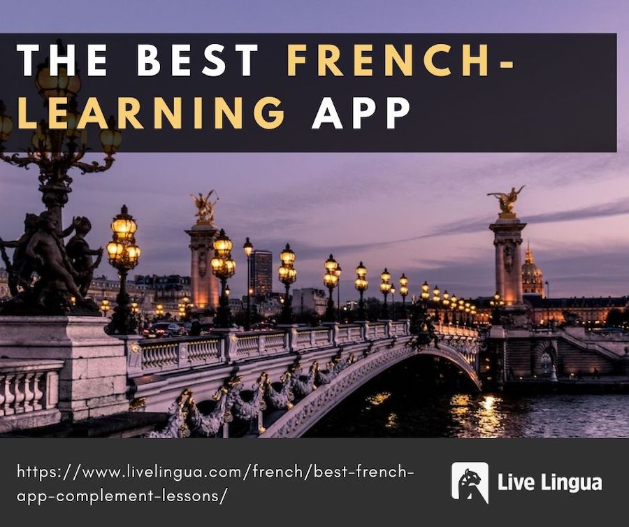 best french learning app