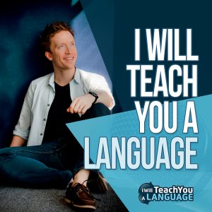 i will teach you a languge