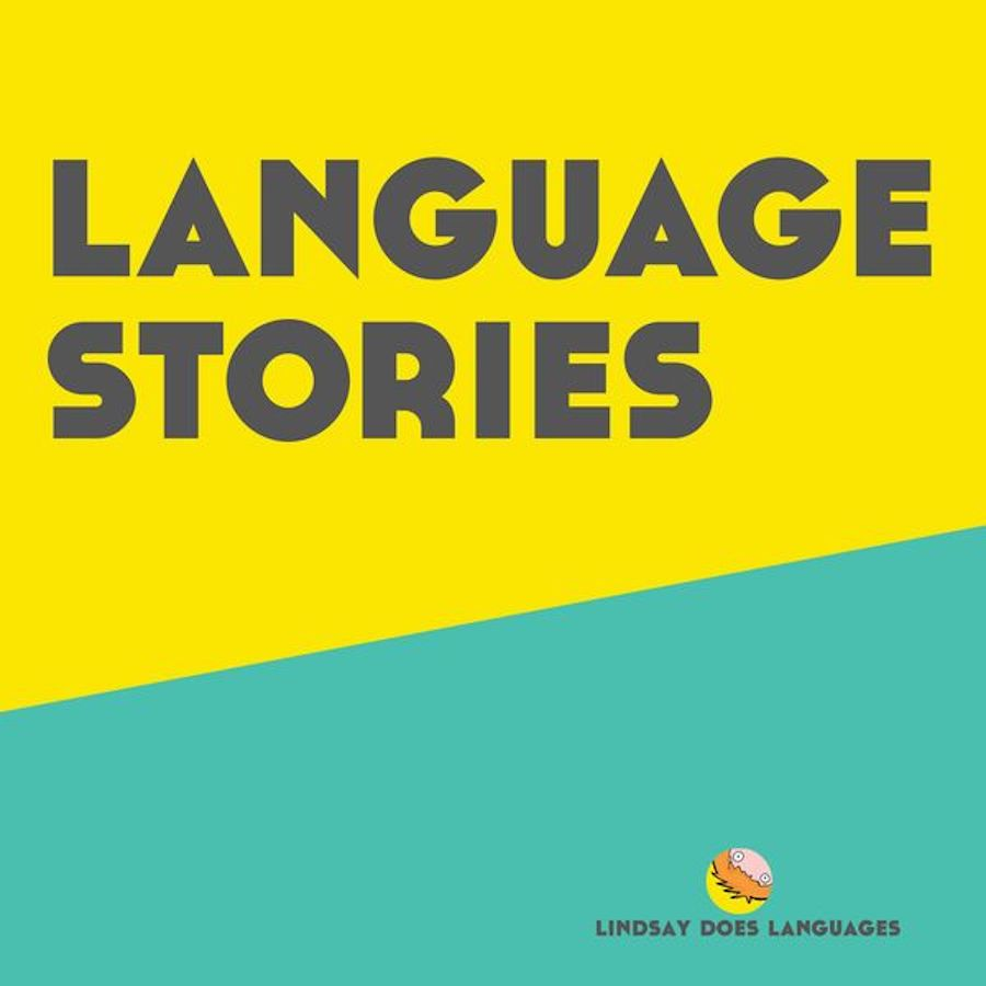 language stories podcast