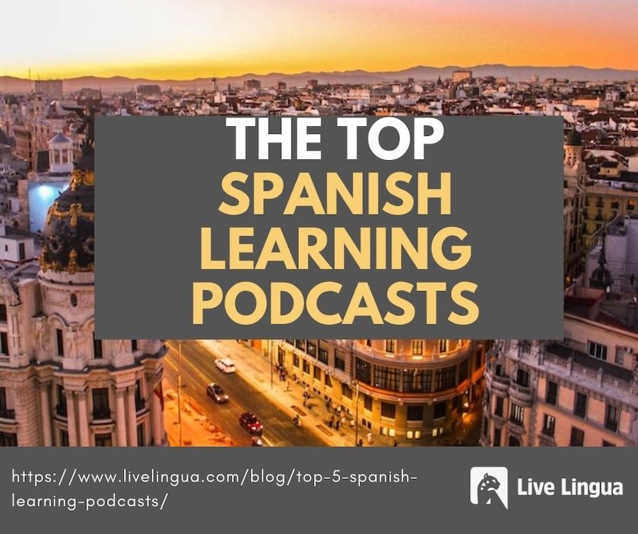 spanish learning podcasts