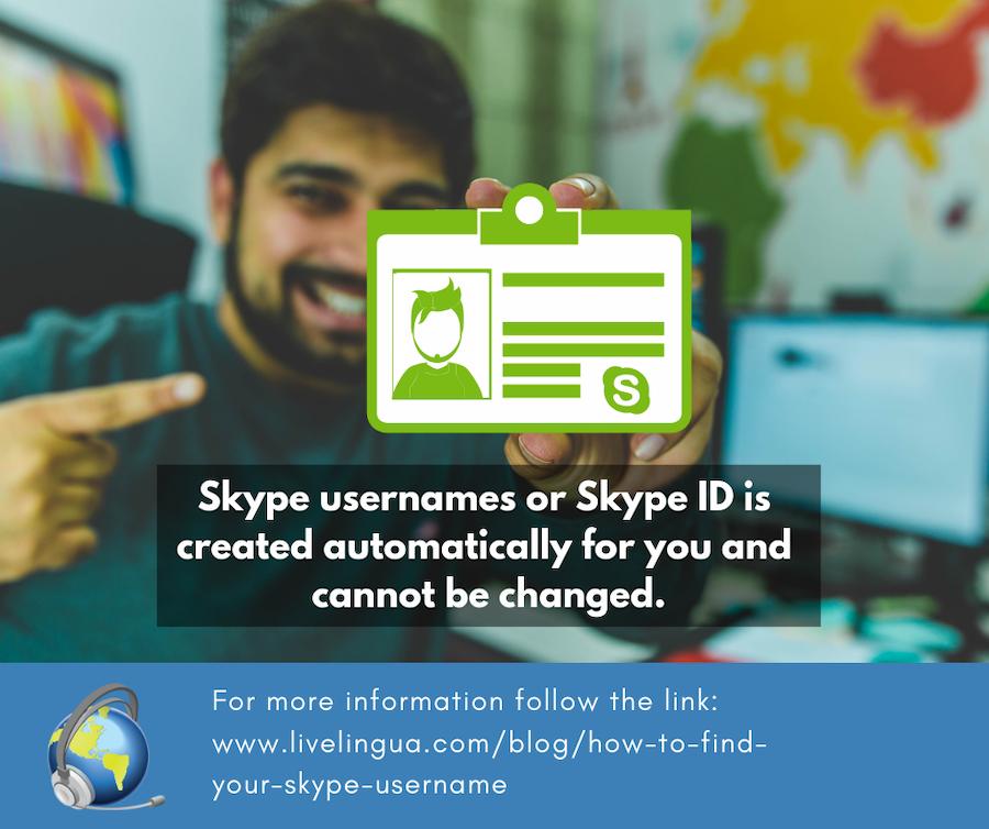 skype usernames