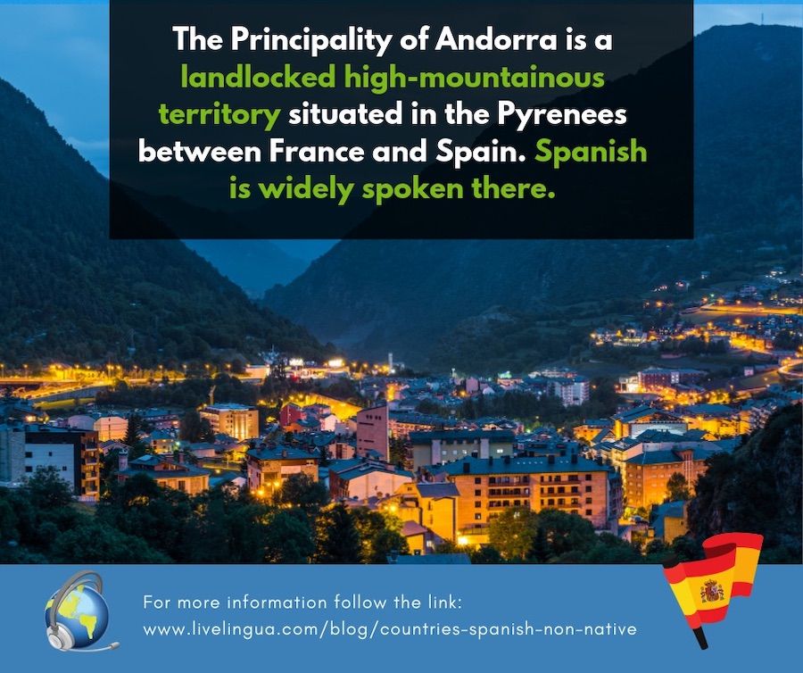 speaking spanish in andorra