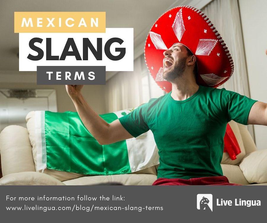 mexican slang terms