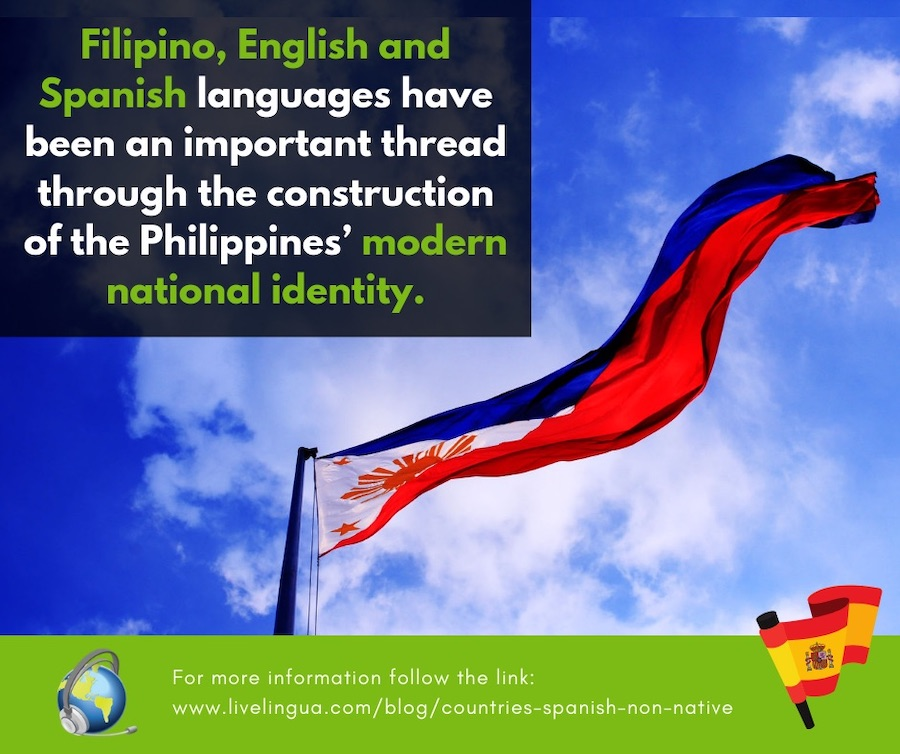 speaking spanish in the philippines