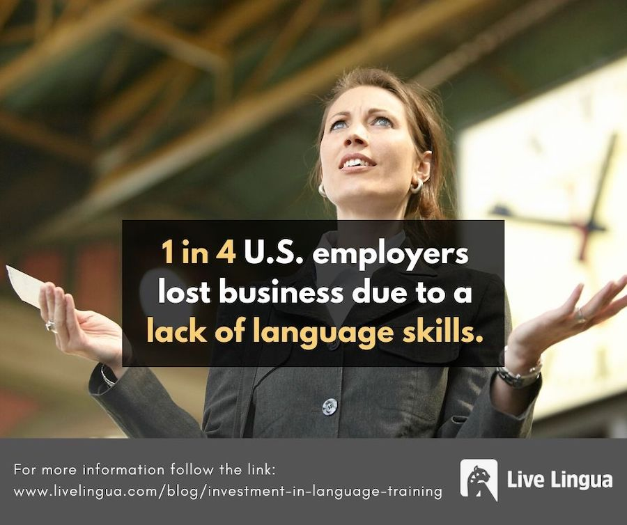 bilingual workplace