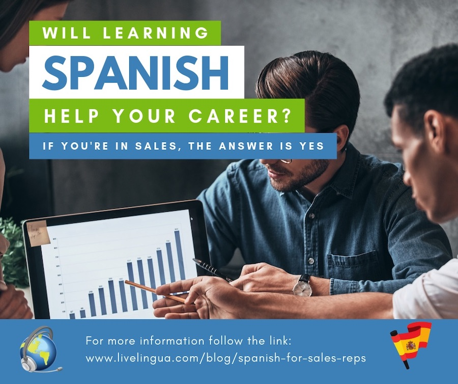 spanish for sales reps