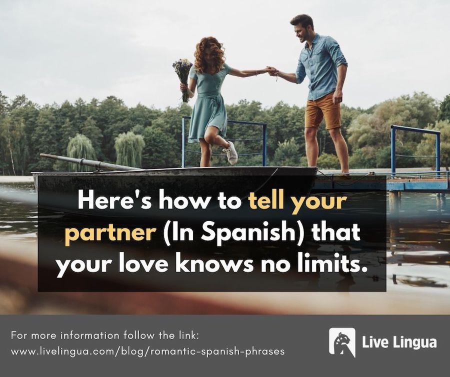 flirting in spanish