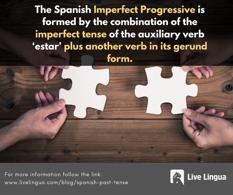 spanish past tense imperfect