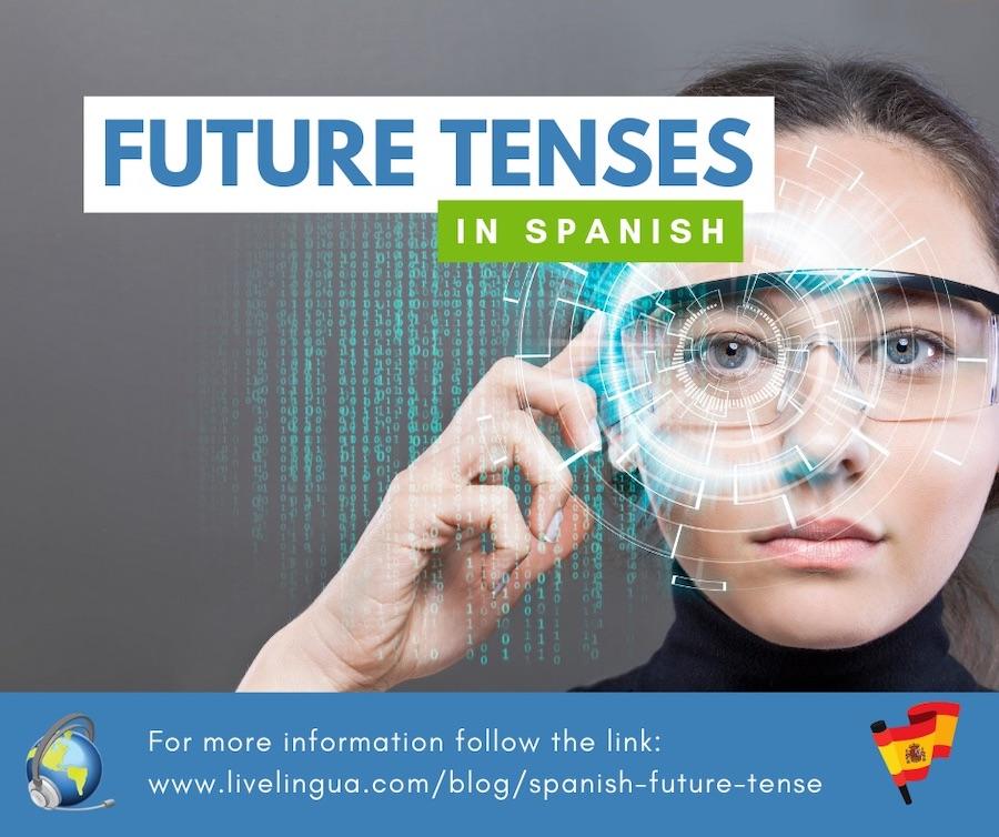 future tenses in spanish