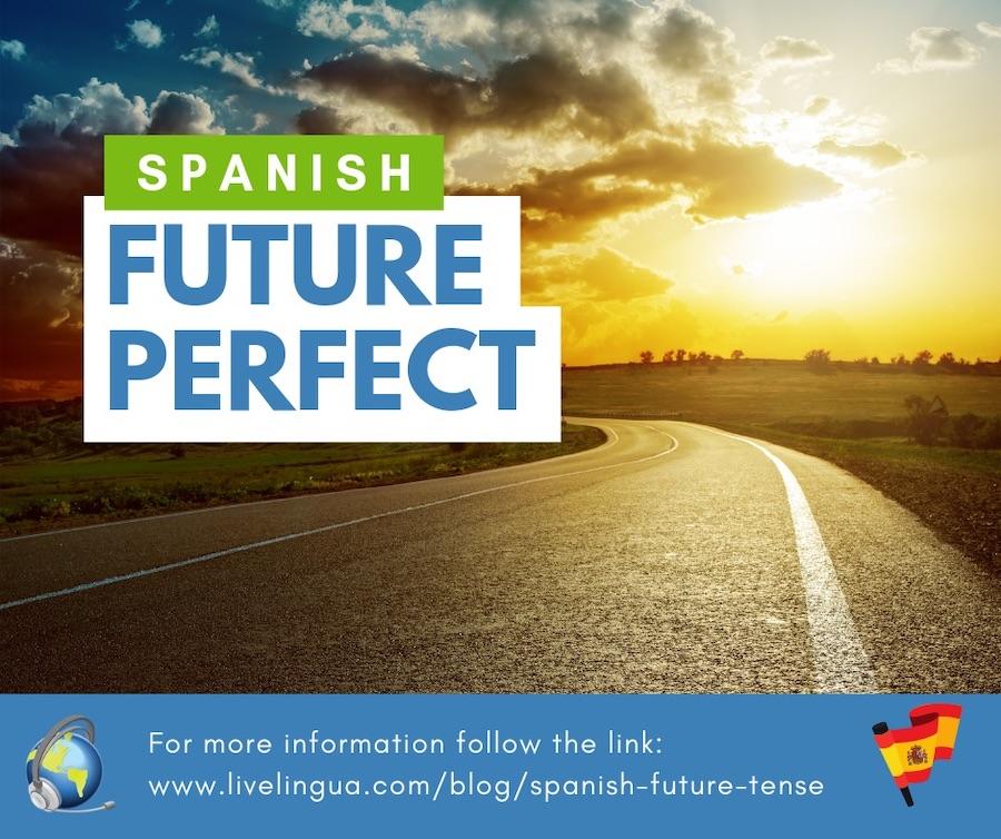 spanish future perfect