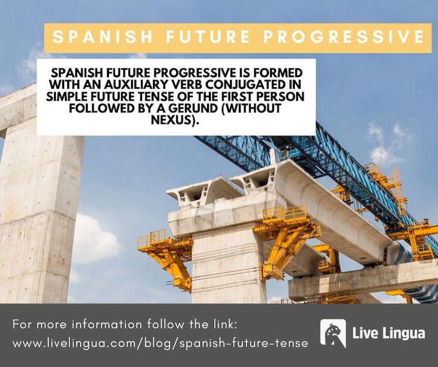 spanish progressive future