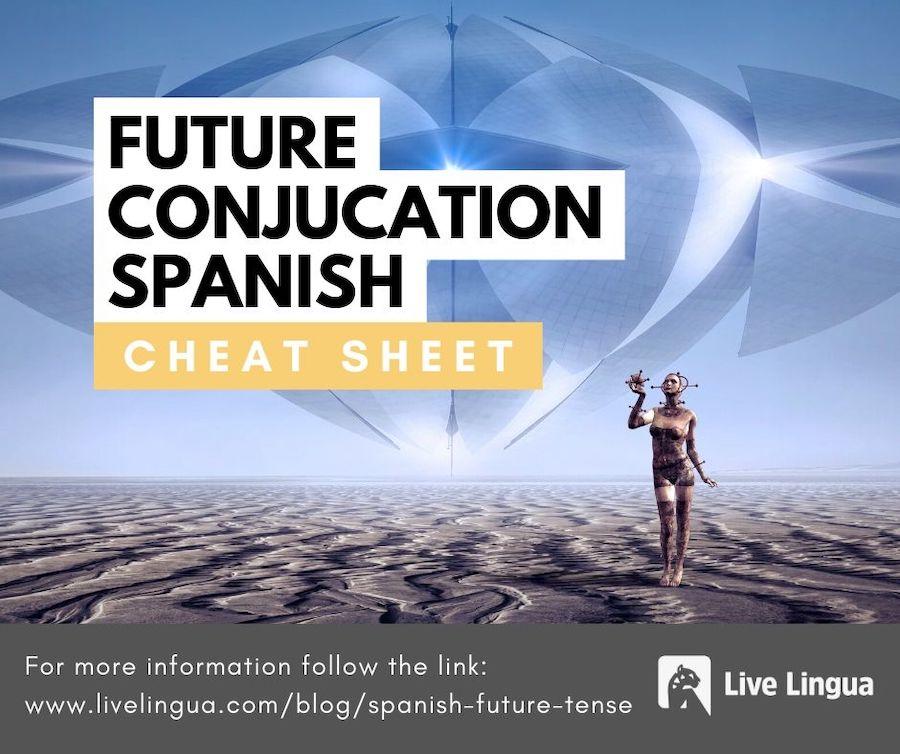 future conjugation spanish