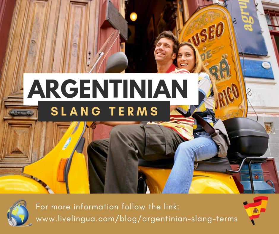 argentinian slang