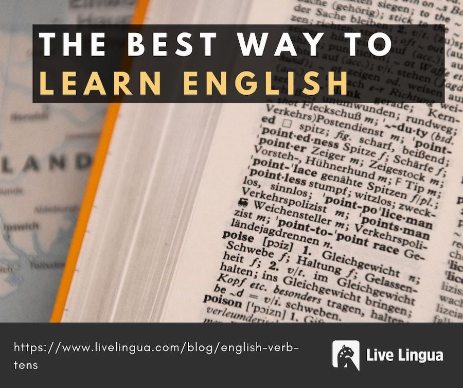 best way to learn english