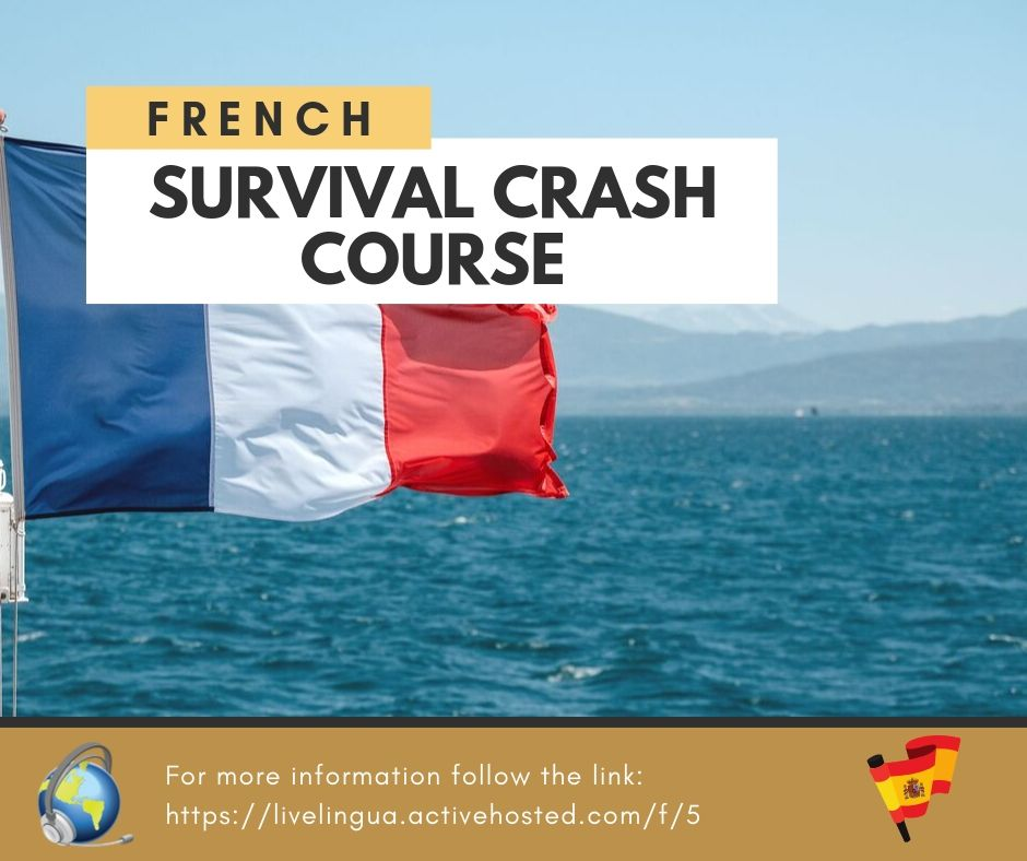 This image has an empty alt attribute; its file name is french-survival-crash-course-1.jpg
