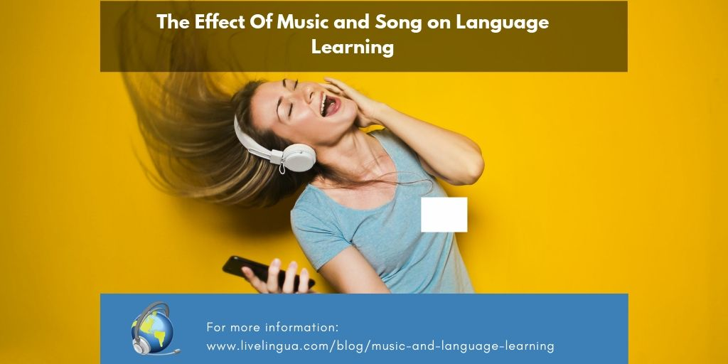 music and language learning