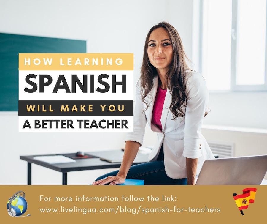 spanish for teachers