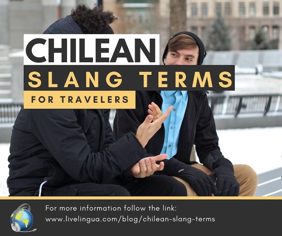 chilean slang terms