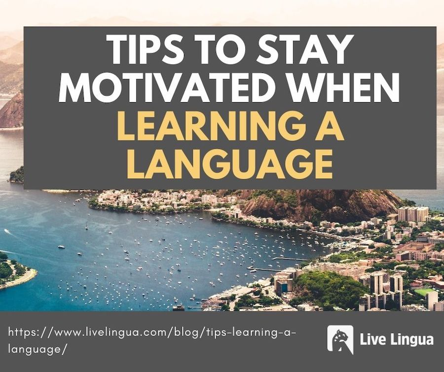 tips for learning a language