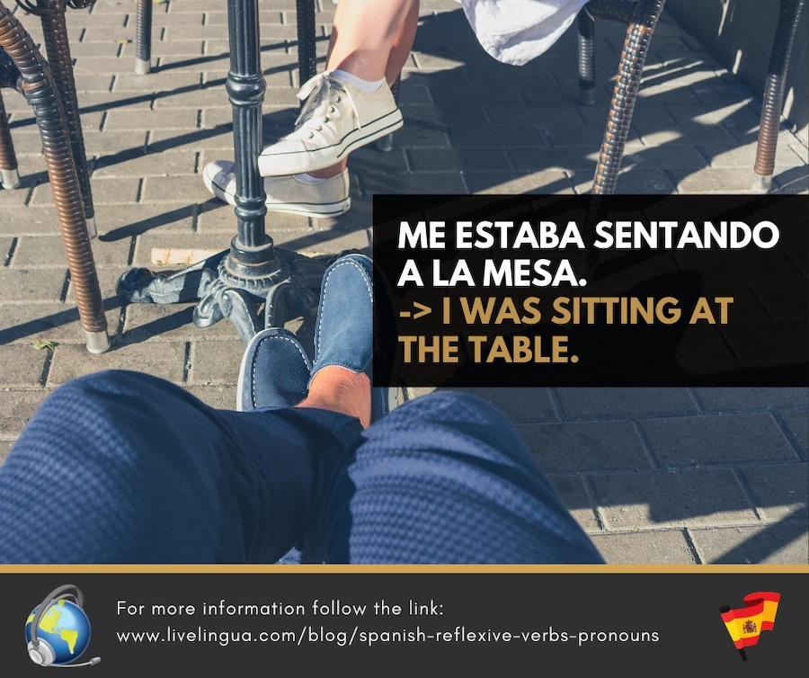 reflexive pronouns spanish