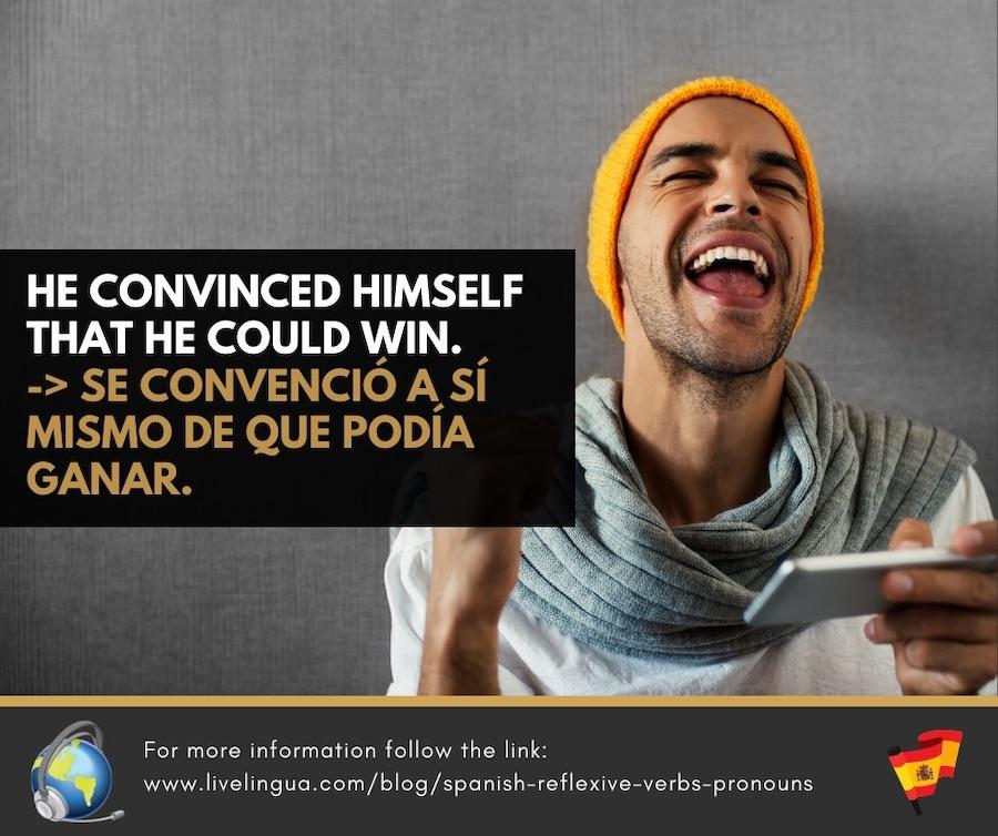 reflexive spanish