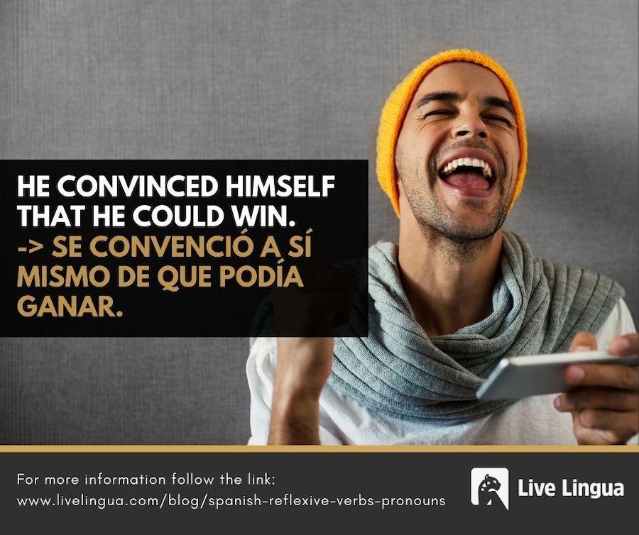 spanish reflexive pronouns