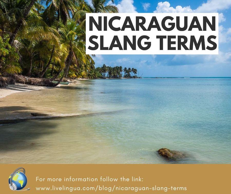 nicaraguan slang terms