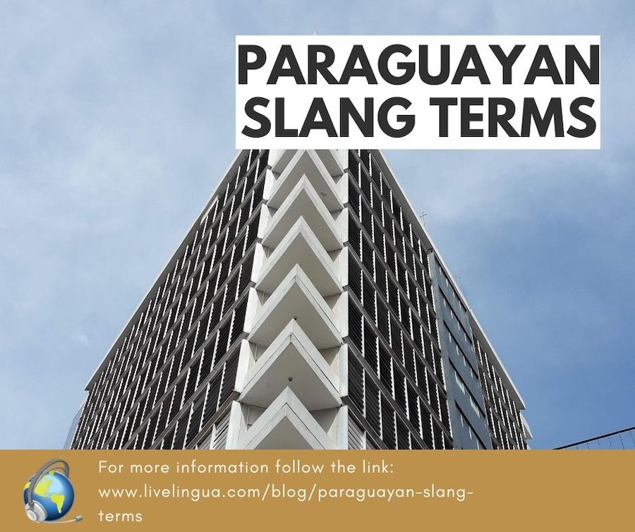paraguayan slang terms