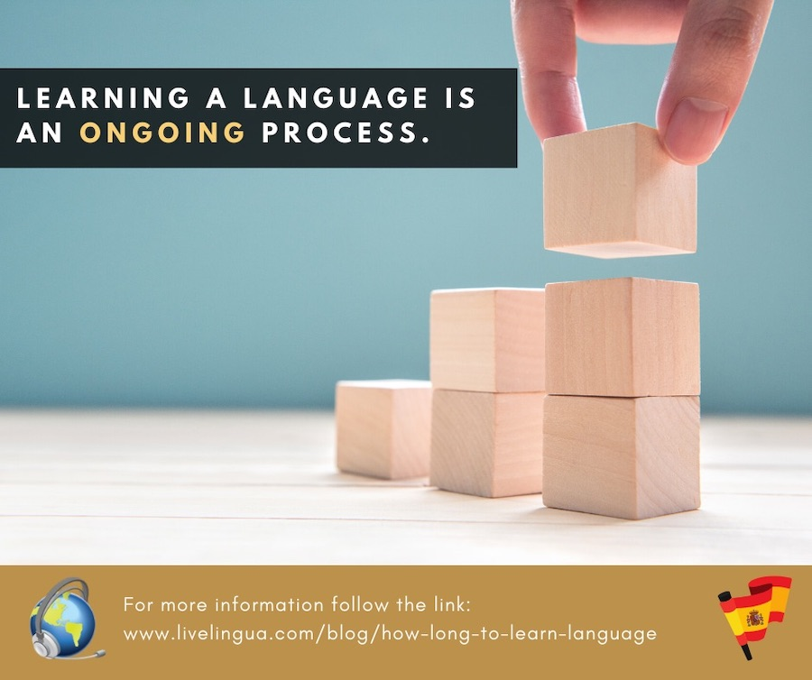How long does it take to learn a new language?