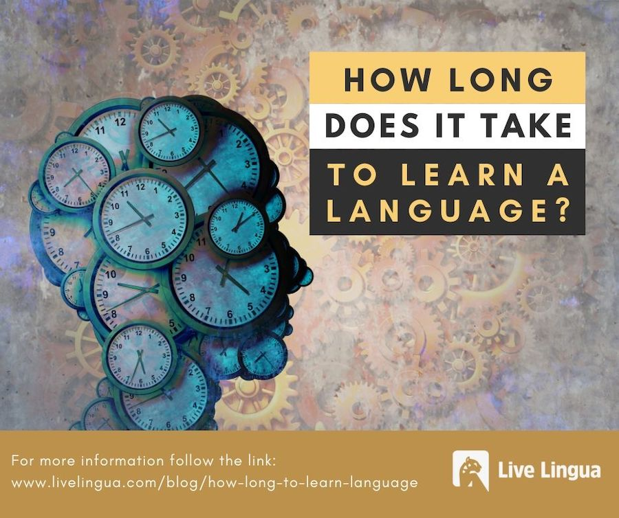 how long to learn a language