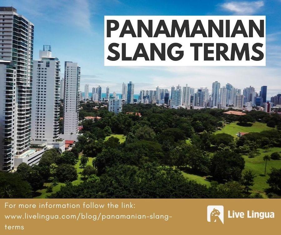 panamanian slang terms