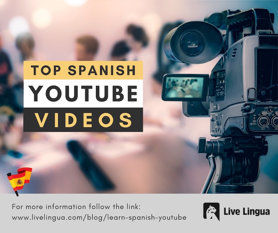 learn spanish youtube