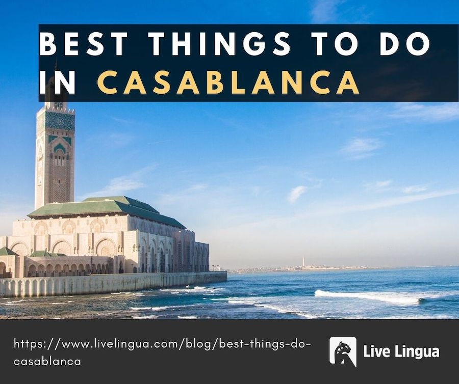 best things to do in casablanca