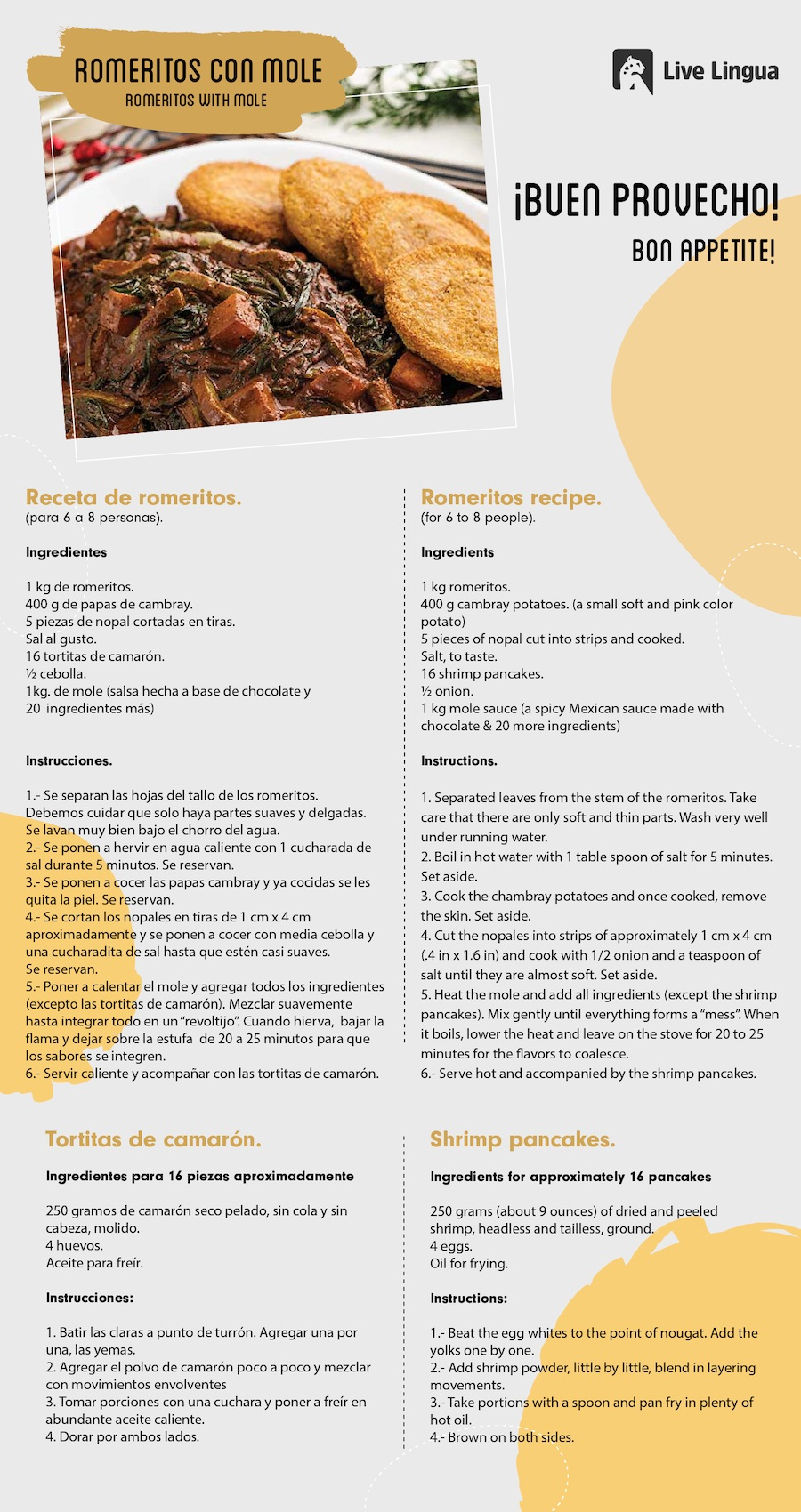 romeritos recipe