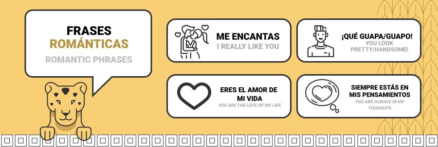 romantic sayings in spanish