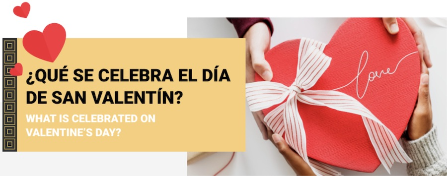 how to celebrate valentine's day in mexico