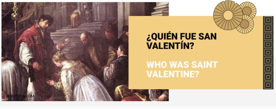 who was saint valentine