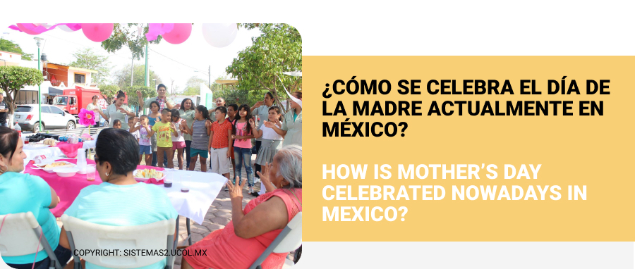 mothers day in mexico