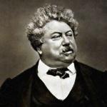 Alexandre Dumas - language quote