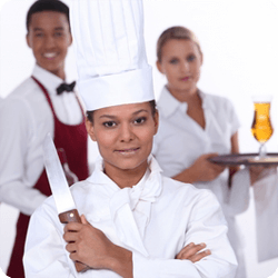 English for Food and Drink Staff Course - Main Image
