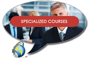 Specialized English Courses - Homepage