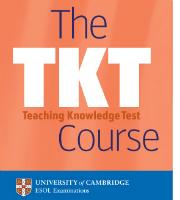 TKT Exam