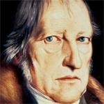 Georg Wilhelm Friedrich Hegel - language quote