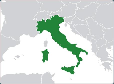 Where is Italian spoken?
