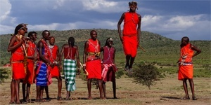 Peace Corps-Maasai Language Lessons - Image