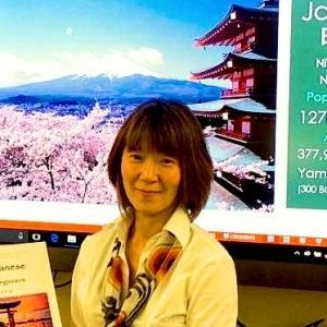 - Japanese Teacher Profile