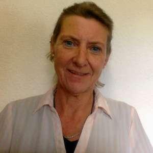 German teacher Mrs. Regina Wacker