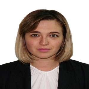 Russian teacher Ms. Yulia Chertova